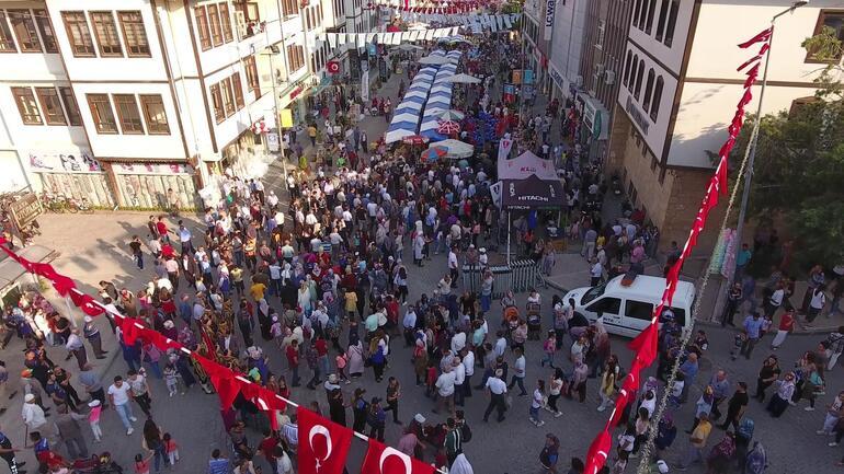 La ville historique de Beypazarı en Turquie cherche une candidature à la liste de l'UNESCO