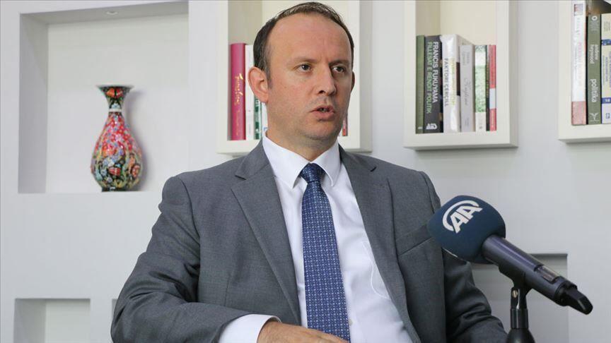 La Turquie a besoin de la paix dans les Balkans : un homme politique macédonien