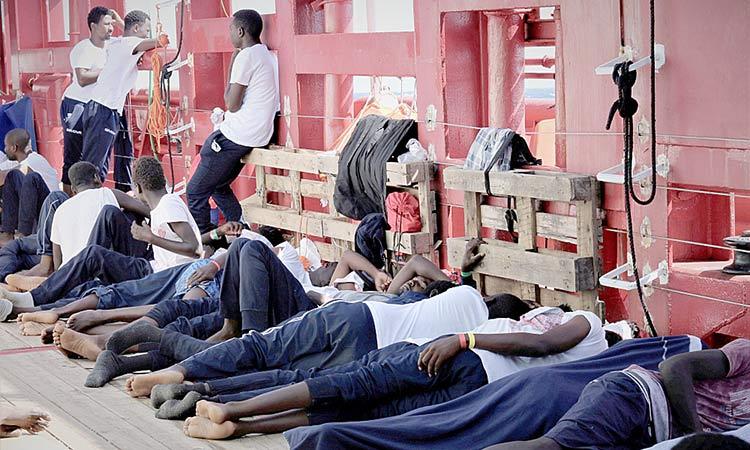 La Grèce critique la Turquie sur la question des migrants