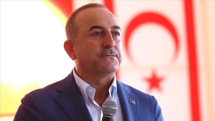 Chypre turque a plus que jamais besoin de la garantie de la Turquie, a déclaré le ministre turc des Affaires étrangères