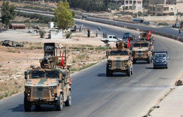 Préparatifs terminés le long de la frontière syrienne pour la zone de sécurité