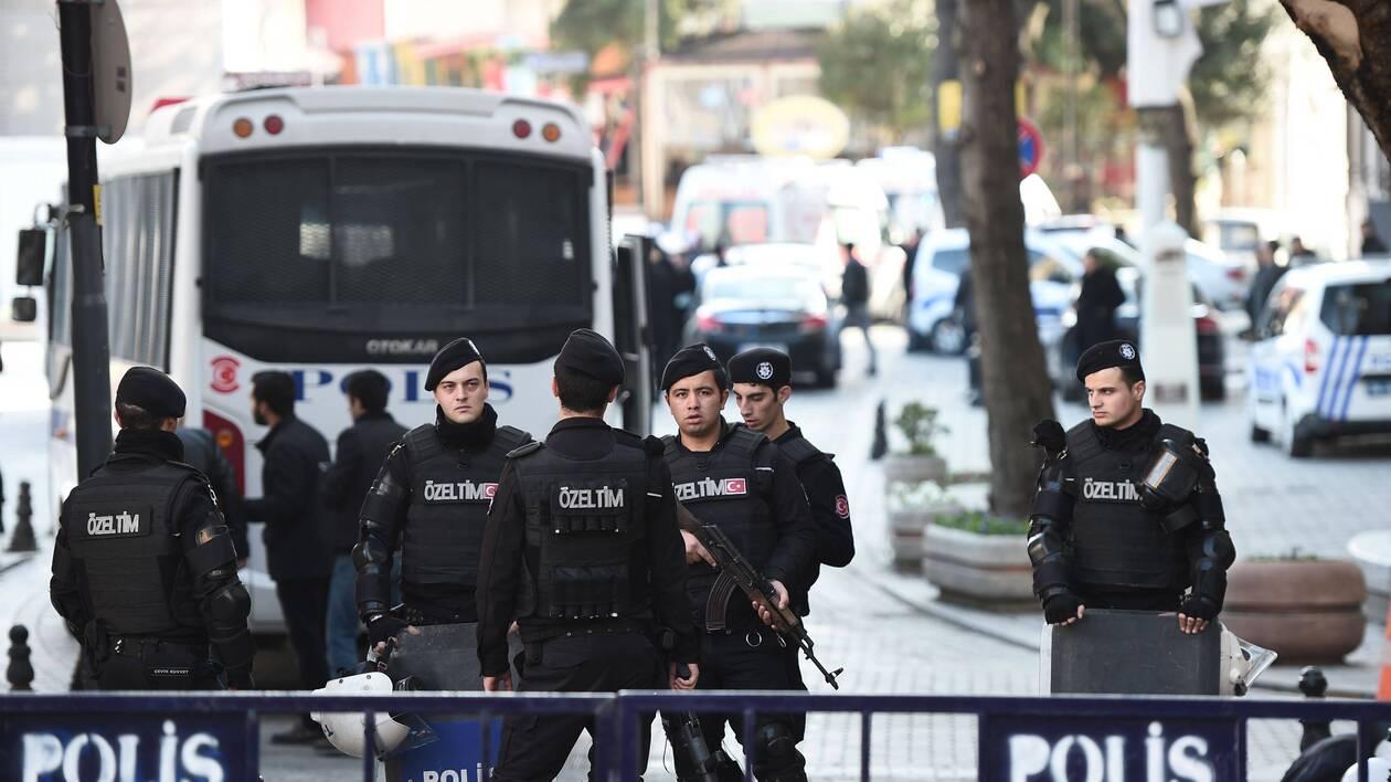 14 détenus emprisonnés en Turquie pour association avec l'EI