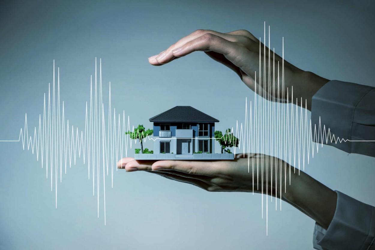 Augmentation des ventes d'assurance sur les tremblement de terre