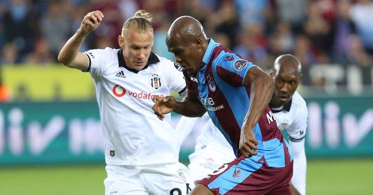 Trabzonspor écrase Besiktas et Galatasaray en échec par Fenerbahçe