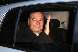 Chirac considéré meilleur président de la Ve République avec de Gaulle