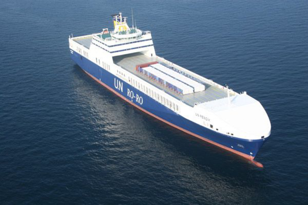 La ligne de fret maritime entre Toulon et la Turquie, c'est fini