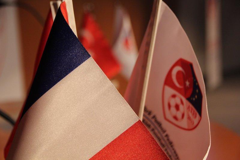 La fédération Européenne Turque de football de France est lancée