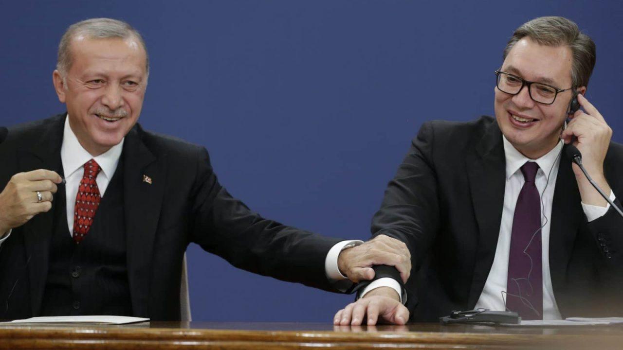 La Turquie et la Serbie cherchent à renforcer leurs liens économiques et commerciaux