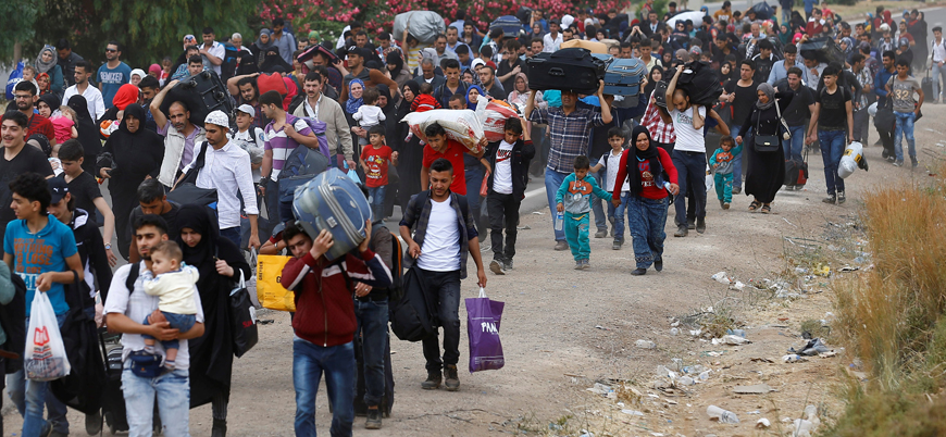 Syrie : l'UE craint un nouvel afflux de réfugiés en cas d'opération turque