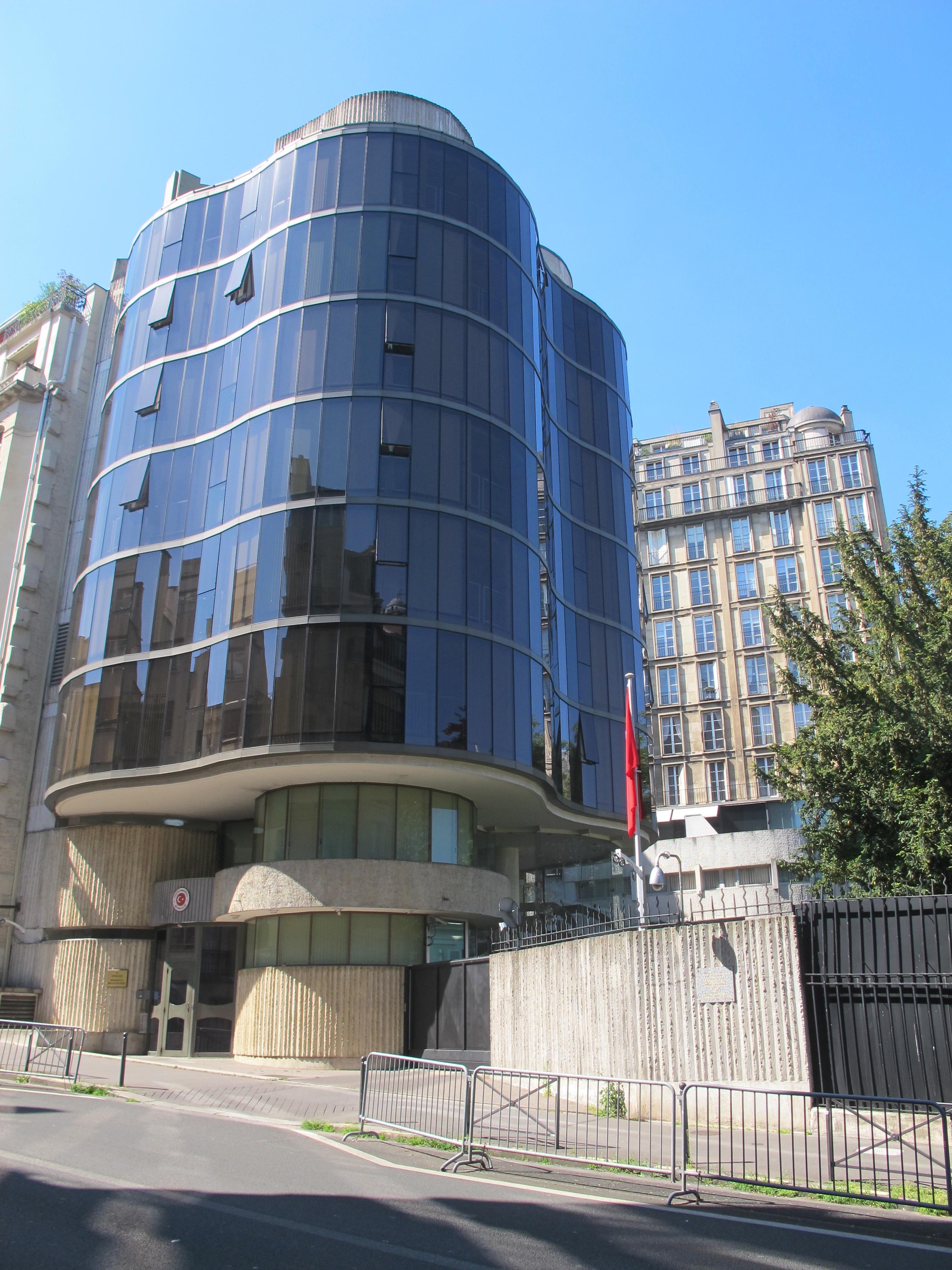 Ambassade de la République de Turquie à Paris
