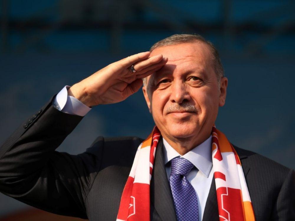 Source de Paix : Erdogan espère que les américains tiendront, cette fois-ci, parole