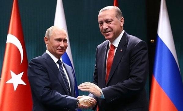 Accord signé entre la Turquie et la Russie
