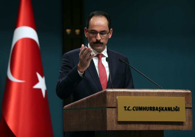 """Kalin fustige Le Point : """"Les Kurdes ne sont pas vos pions, l'ère coloniale est terminée"""""""