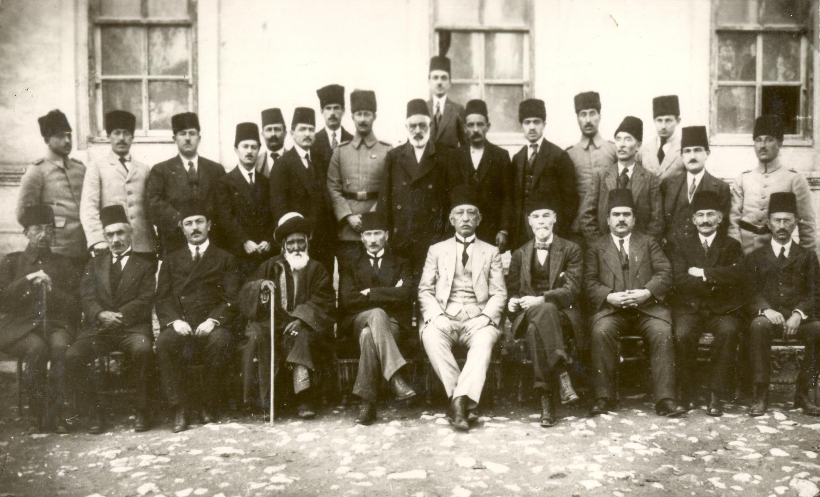 Le 29 octobre fête de la République de Turquie