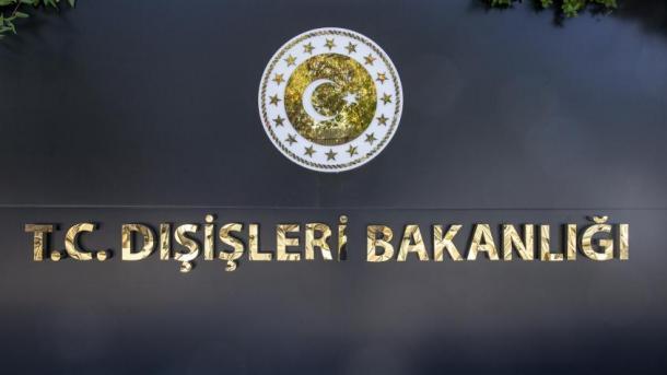 La Turquie condamne le projet de loi H. R. 26