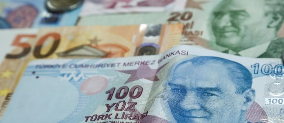 L'inflation en Turquie a fortement diminué