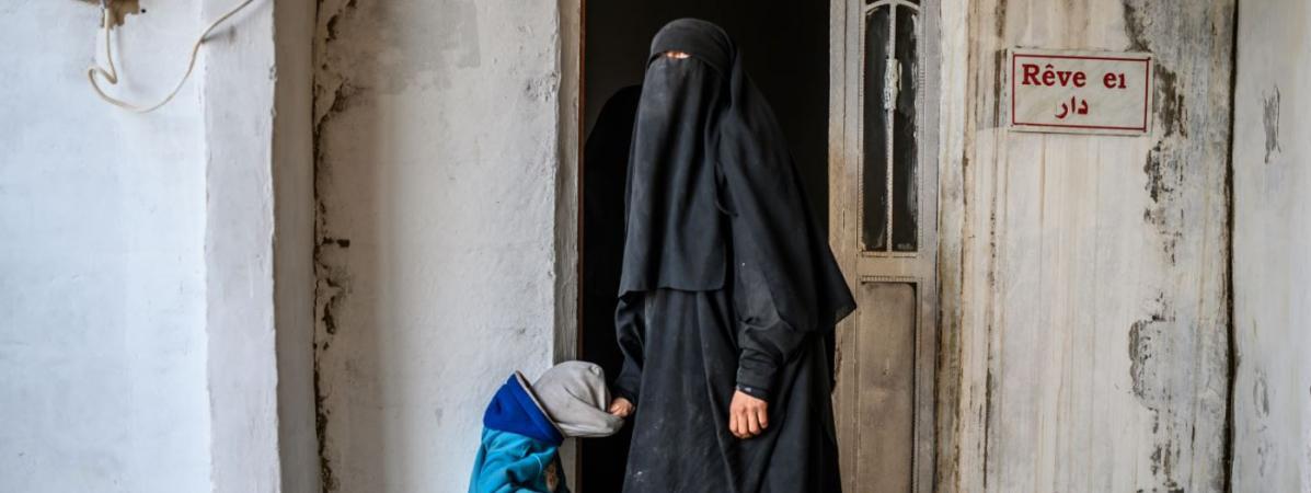 Quatre femmes radicalisées et leurs sept enfants vont être renvoyés en France par la Turquie.