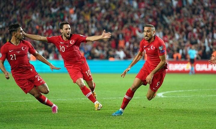 La Turquie vise l'Islande à sceller son billet pour l'Euro 2020