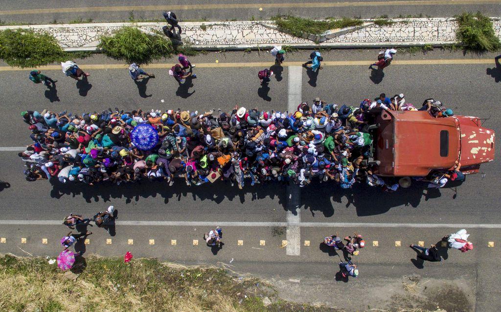 La Turquie arrête un camion transportant 82 migrants bloqués pour l'Europe