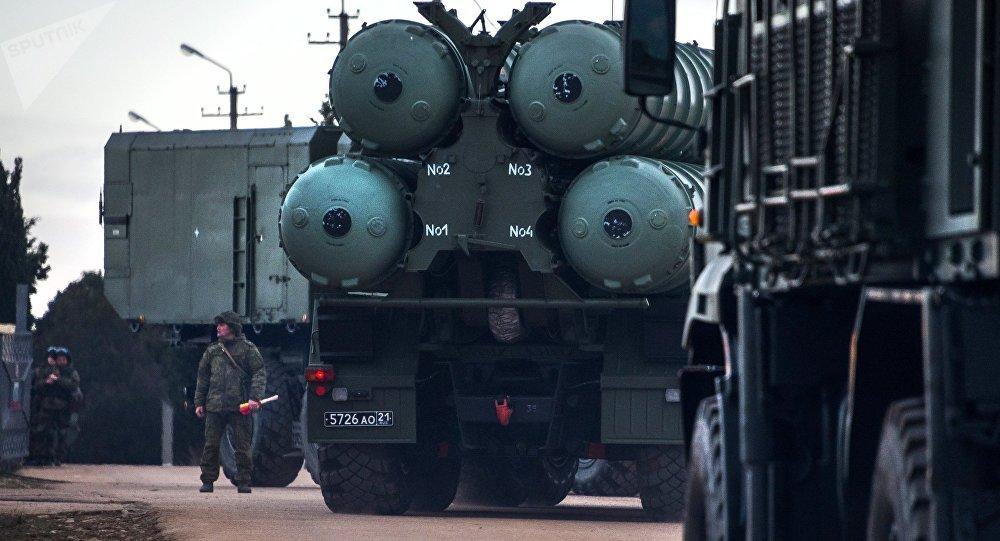 Moscou précise la date de la mise en service de ses systèmes S-400 en Turquie