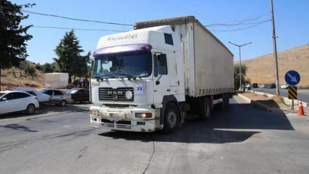 Syrie : 35 camions d'aide humanitaire onusiens acheminés vers Idleb