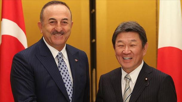 Cavusoglu inaugure le consulat turc de Nagoya au Japon