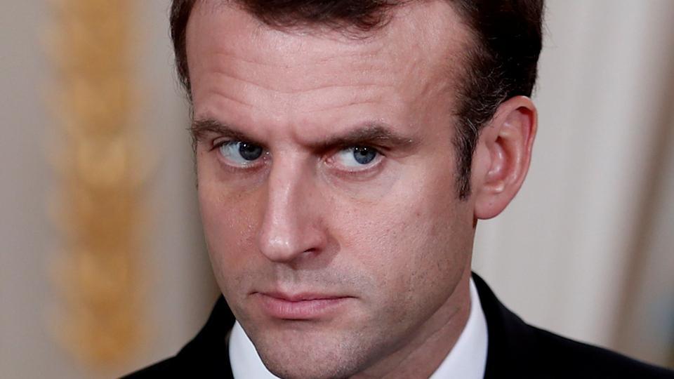 Macron du coté du terrorisme ?
