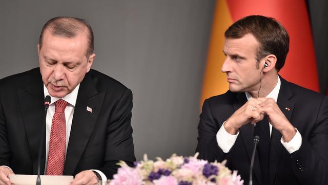 Otan : Erdogan juge Macron « en état de mort cérébrale »