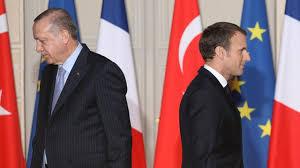 La France convoque l'ambassadeur turc au Quai d'Orsay.