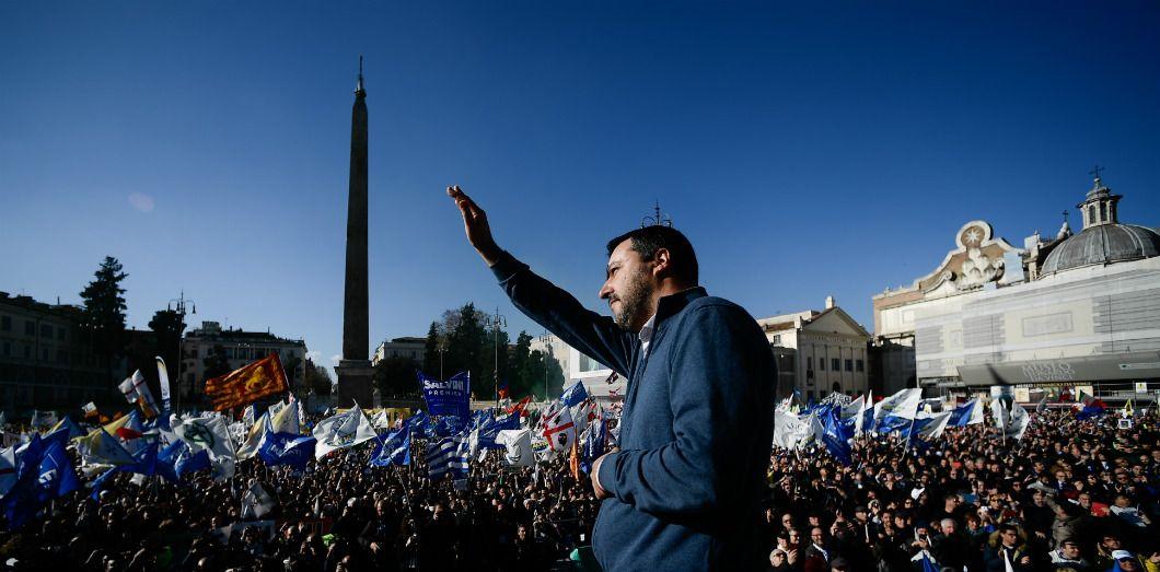 Matteo Salvini menace de boycotter le Nutella car il n'est pas assez italien