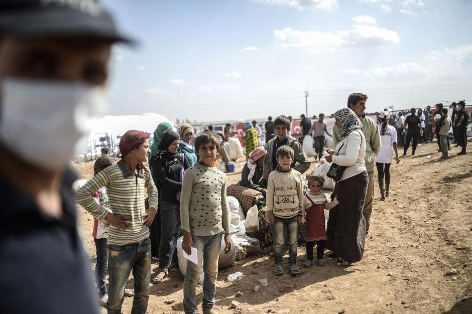 Les arrivées de migrants en provenance de Turquie en Europe ont presque doublé en 2019