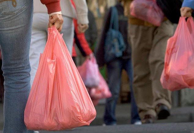 L'utilisation de sacs en plastique en Turquie a été réduite de près de 78% en un an