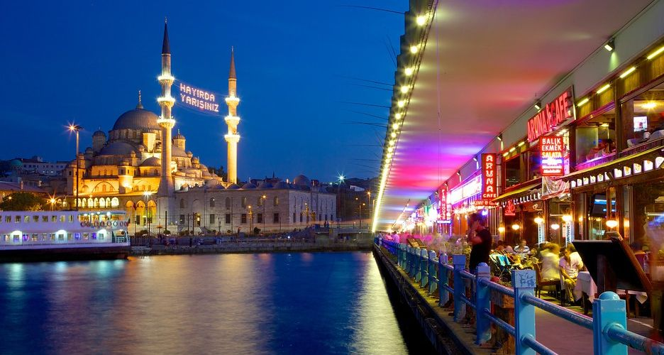 Istanbul représente 31% du PIB de la Turquie