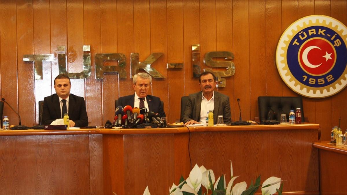 Les syndicats turcs s'unissent pour exiger une hausse de 28% du salaire minimum