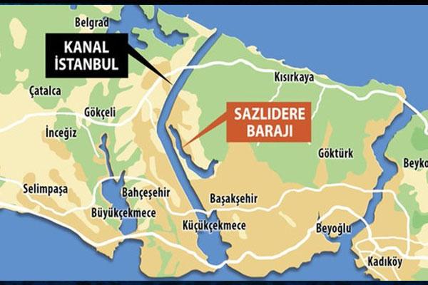 Canal Istanbul obtient le feu vert de l'environnement