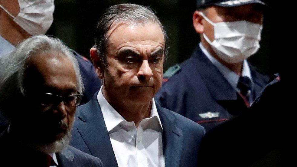 Fuite de Carlos Ghosn, une enquête judiciaire a été lancé en Turquie, 7 suspect ont été arrêté
