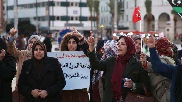 Libye : la décision de la Turquie d'envoyer des soldats, célébrée à Tripoli