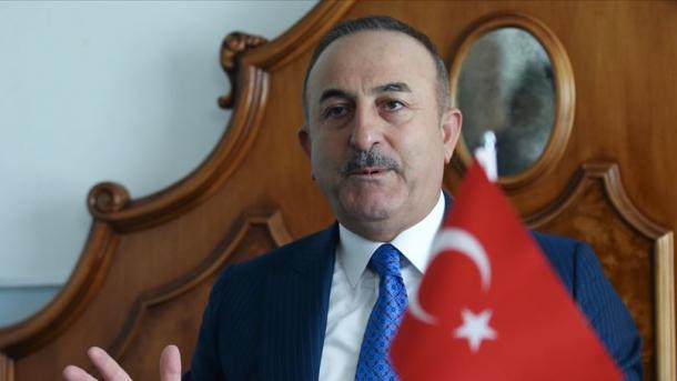 Le Chef de la diplomatie turque en visite officielle en Algérie