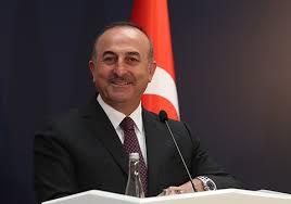 Le chef de la diplomatie Cavusoglu s'est entretenu avec ses homologues russe, iranien et américain