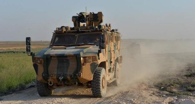 La Tunisie fait l'acquisition de neuf blindés Turcs