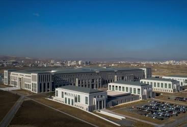 Le nouveau bâtiment du Conseil turc de sécurité nationale ouvre ses portes à Ankara