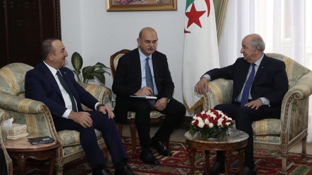 Président algérien : « Je sais que la Turquie est un grand pays »