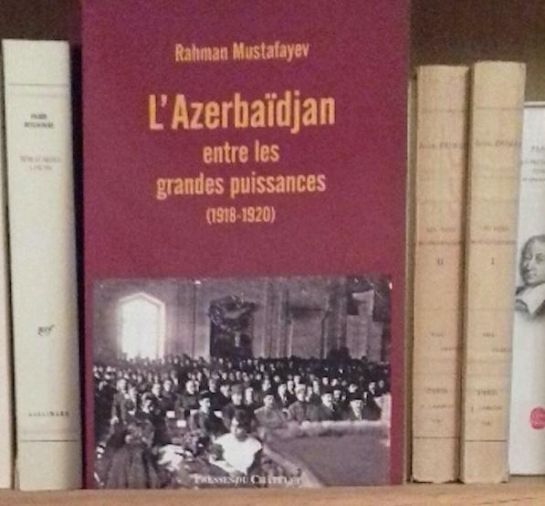 L'Azerbaïdjan entre les grandes puissances
