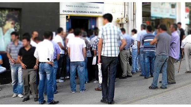 Le chômage en Turquie reste aux alentours de 13%