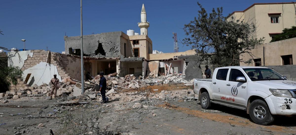 La Turquie demande une compensation de 2,7 milliards de dollars pour les contrats en Libye