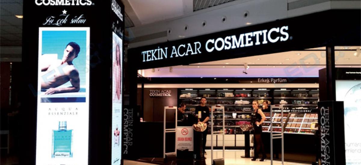 Tekin Acar, l'un des principaux détaillants de cosmétiques turcs, fait faillite