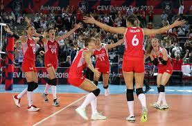 Les volleyeuses turques décrochent leur ticket pour les Jeux Olympiques de Tokyo