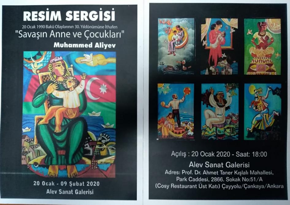 Les martyrs du 20 Janvier seront commémorés à Ankara