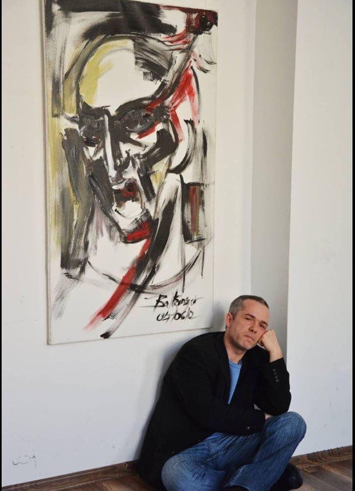 Entretien avec Renaud Baltzinger, peintre de Khodjali
