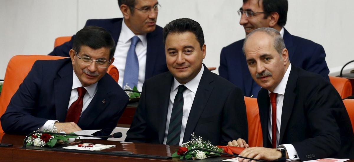 Les Turcs se désintéressent des nouveaux partis politiques